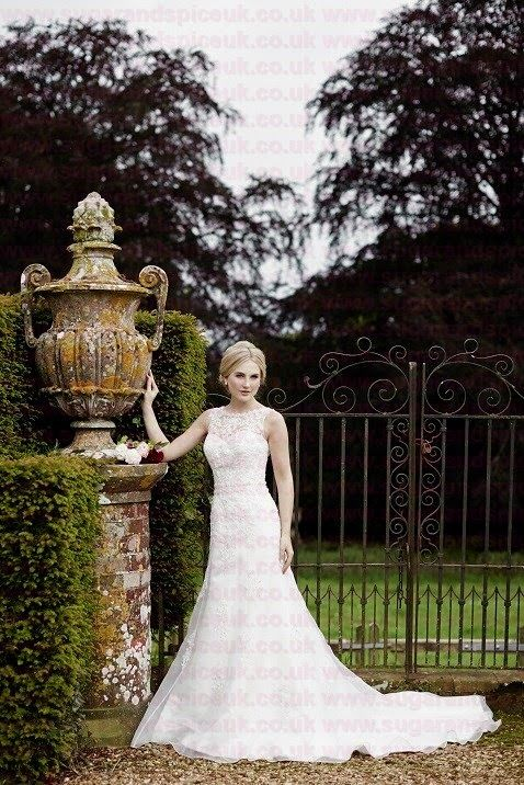 Tiffanys Eloise -  Lace gown - Sugar and Spice UK - Lincoln