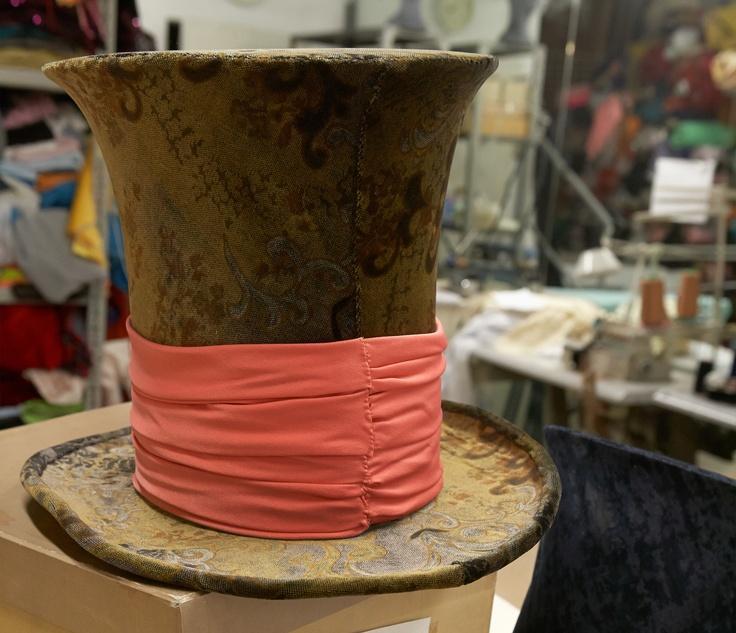 magnifico sombrero del Sombrero Loco...