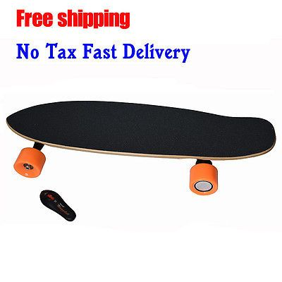 4 wheels one motor electric skateboard Remote Control Motorized Skate Board