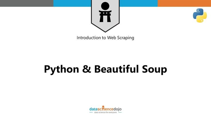 170 best python images on pinterest python programming big data intro to web scraping with python and beautiful soup ccuart Choice Image