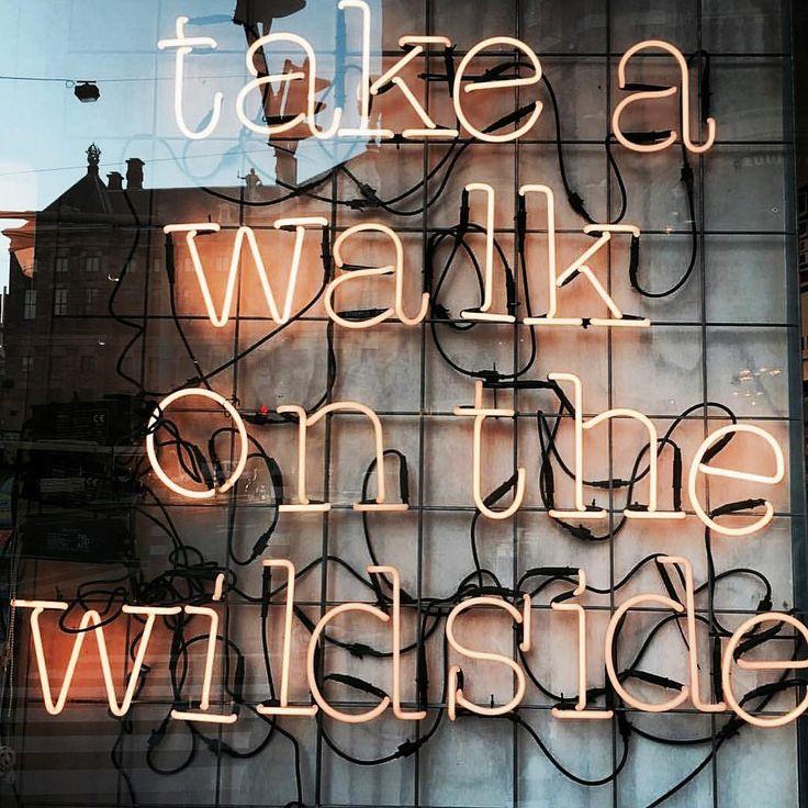 I say Hey sugar, take a walk on the wildside.... Martys Stuff