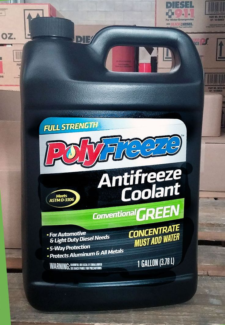 how to add antifreeze to your car