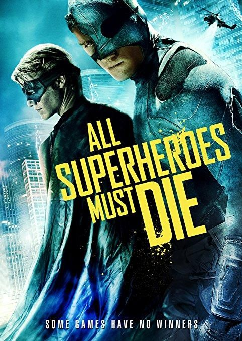 James Remar & Lucas Till - All Superheroes Must Die