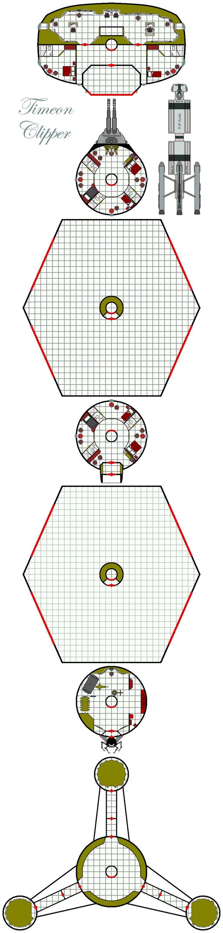 84 best deck plans images on pinterest deck plans spaceships image deck plansspace baanklon Images