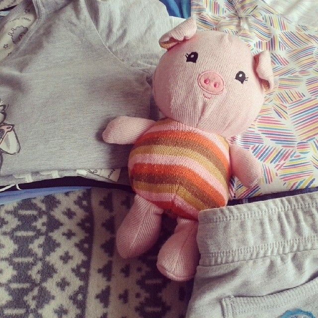peppa pig świnka tiki-tiki-kosmetyki.blogspot.com preparing for a trip summer holidays