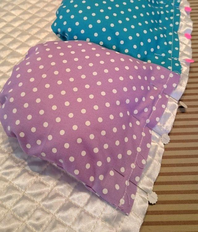 サニーマットの作り方 絶対に完成までたどり着ける 作り方5つのポイント サニーマット 赤ちゃんのためのお裁縫 ベビー ハンドメイド