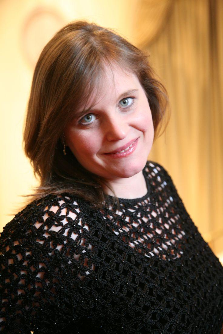 Susan Hamilton bildet gemeinsam mit Julia Fritz, Christoph Urbanetz und Jeremy Joseph das Ensemble Laudonia und lässt uns gemeinsam das alte Jahr ausklingen. (c) zVg