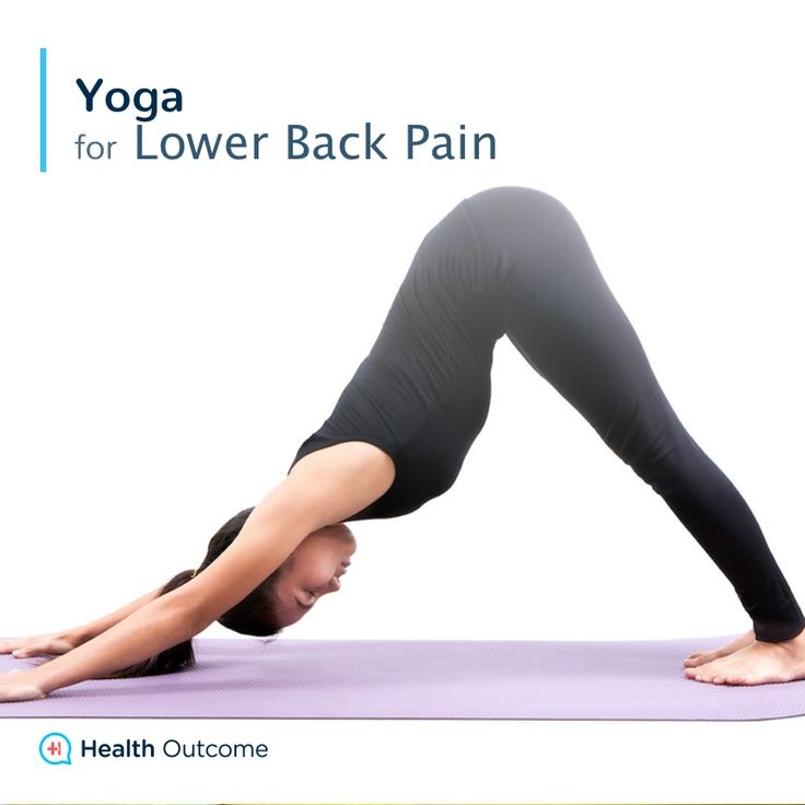 Yoga for Lower Back Pain — Yoga can help with the stiffness and pain that comes with lower back injuries. Yoga also helps to strengthen the back and increase flexibility. It can be a great practice for preventing injuries. Popular poses include cat-cow, pigeon pose, and a forward bend. #lowerbackpain #backpain