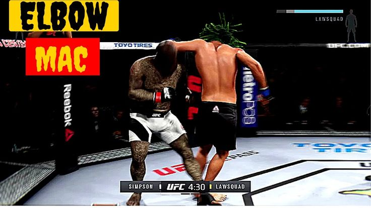 OJ Simpson gets knocked out, What!!!