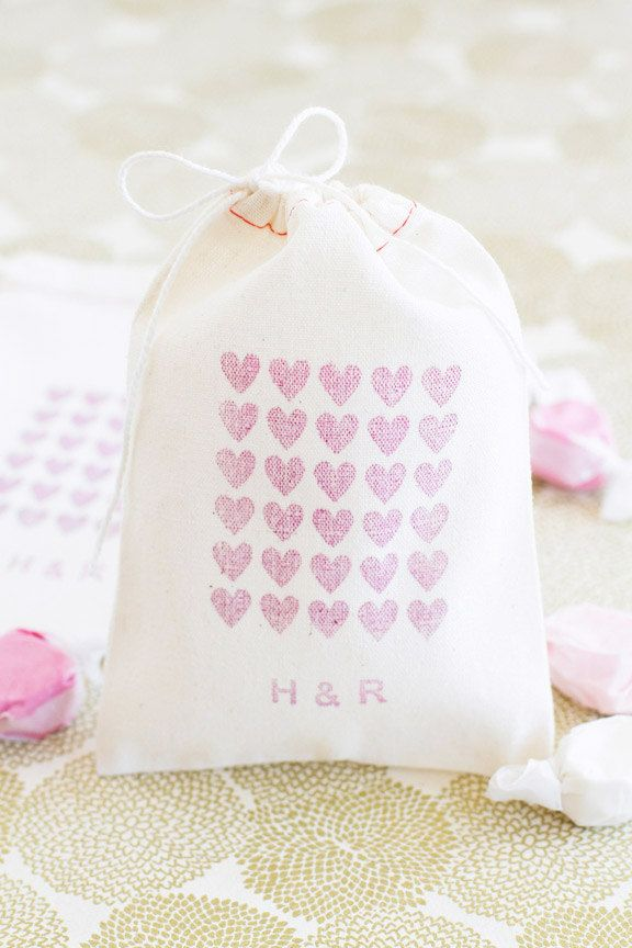 21 best wedding favor bags images on Pinterest