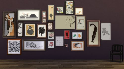 Sims 4 Cc Furniture Living Room Clutter