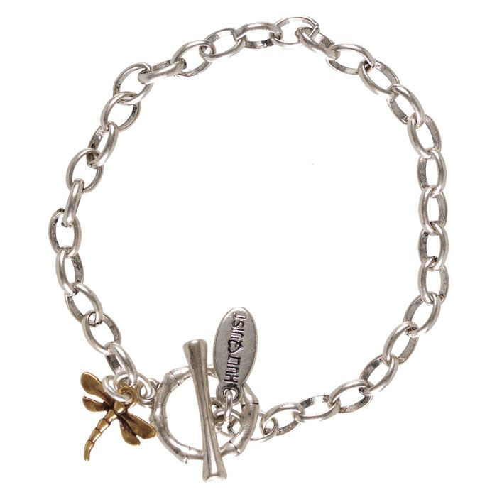 Exquisite Hultquist Jewellery Bamboo Dragonfly Silver Bracelet £18.50 http://www.lizzielane.com/product/hultquist-jewellery-bamboo-dragonfly-silver-bracelet/