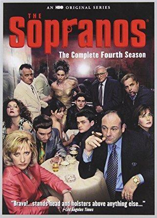 James Gandolfini & Lorraine Bracco - Sopranos, Season 4