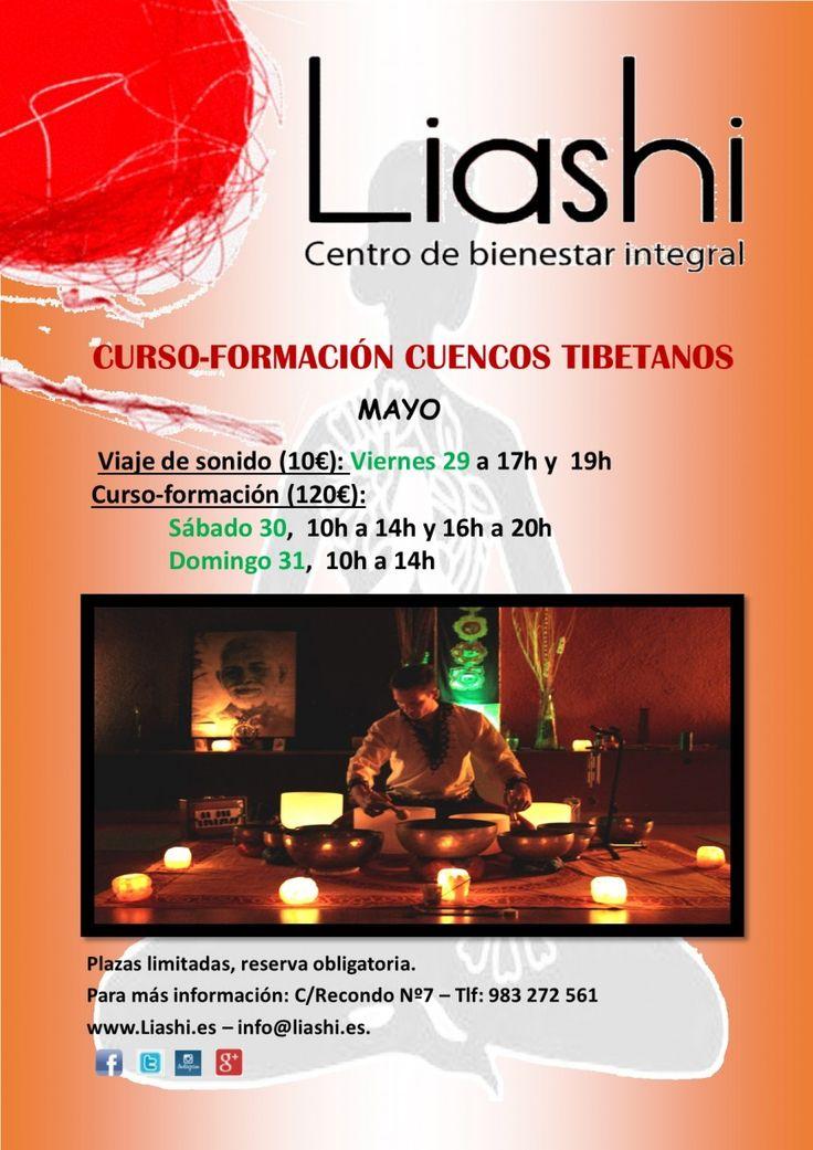 curso cuencos tibetanos MAYO 2015