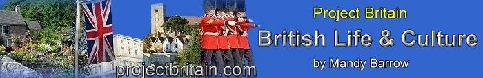 -Traditional British Foods, meal times, ettiquite, etc. -new homepage projectbritain.com
