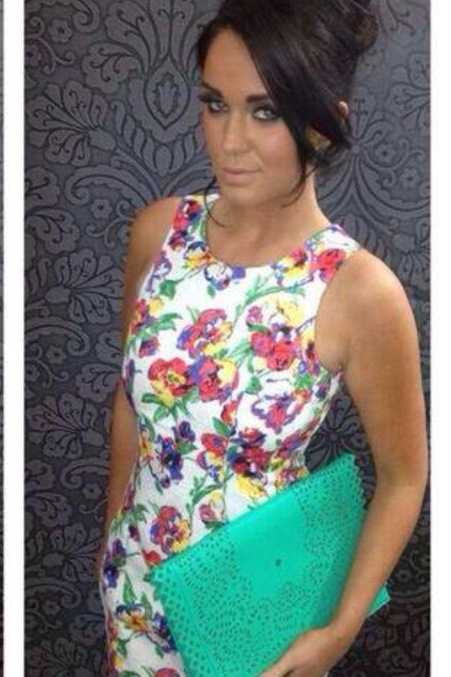 Vicky Geordie shore- mint
