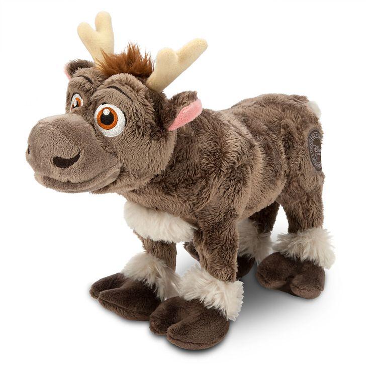 I need! That and a stuffed animal Pascal.