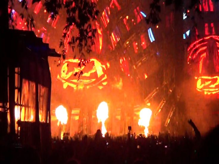 Zedd Remix of Carrier / The End (Live at Ultra 2016)