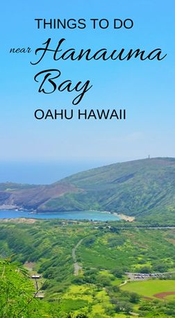 Things to do in Oahu Hawaii near one of best beaches for snorkeling in Oahu, Hanauma Bay, with travel tips. For US beaches, activities like swimming, snorkeling with turtles and fish! Best Oahu beaches give you things to do with nearby hiking trails, food, and shopping. USA travel destinations for bucket list for world adventures when on a budget! So outside of Waikiki and Honolulu, put it on the itinerary! Add snorkeling gear to Hawaii packing list and what to wear in Hawaii. Vacation…