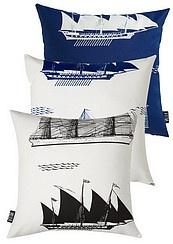 Vallila, tyynynpäällinen Laivasto