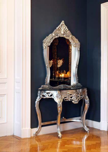 Barok Sidetables In Diversen Kleuren