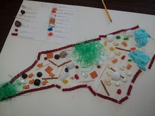 This is a link to an idea for a project students could do about natural resources. This teacher had groups create a map of North Carolina's natural resources. She assigned a small object to represent each resource and the student had to glue the object onto the state where it is naturally found. I could easily modify this for Texas.