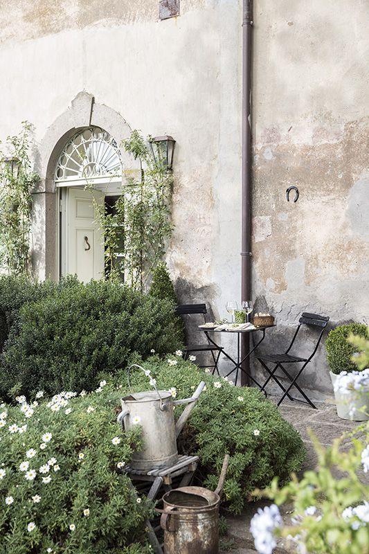 25+ Best Tuscan Garden Ideas On Pinterest