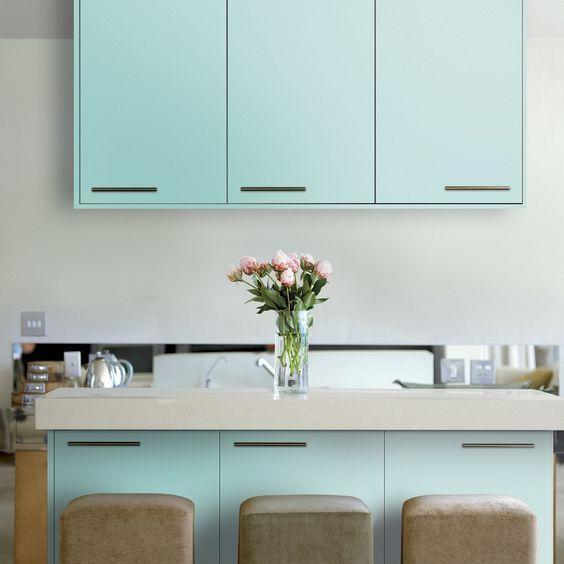 Die besten 25+ Küche neu gestalten farbe Ideen auf Pinterest - farbe fur kuche aktuellen tendenzen