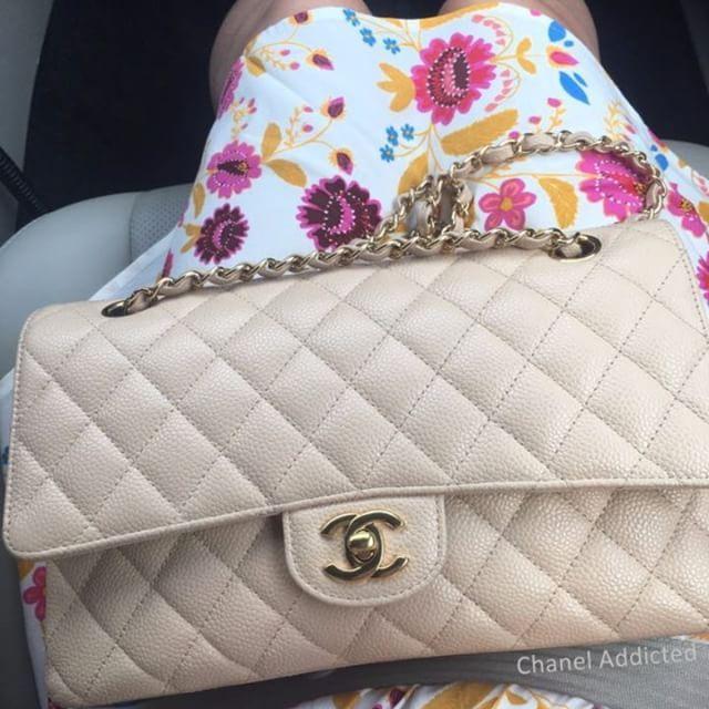 [Chanel Collection 1]  Owner - Debra Lisa Robertson (group member)  Love #Chanel?❤ Come join our group!😘 .  .  .  .  .  .  .  .    #chanel #chanelbag #chanelhandbag #chanellover #chaneladdict #iiheartchanel #chanelwelove #cccertified #authenticchanel #chanelcollection #chanellove #chanelclassicbag #chanelhandbag #tpfchanel #purseblog #bagoftheday #reetzy