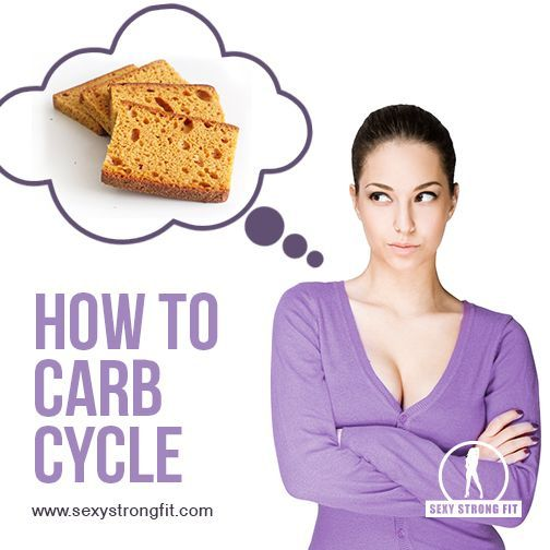 nice Carb cycling diet plan plus sample meal plan. Learn why carb cycling works for w...