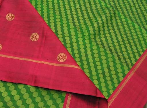 Kanchivaram saree from sarangi sarees..Indian jewellery and clothing