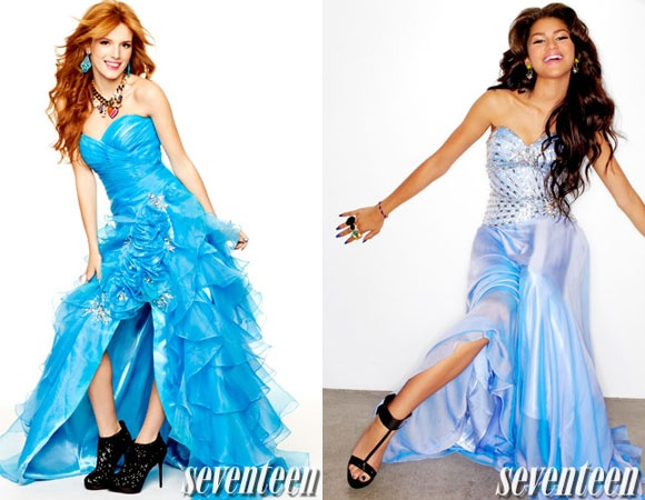 """Bella Thorne e Zendaya são as estrelas das capas da revista """"Seventeen – Especial Formatura""""! E, claro, que as bffs contaram tudo o que esperam para esse momento especial!"""