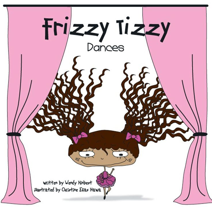Frizzy Tizzy gets sad after dance class, until something happens at home that makes her smile.
