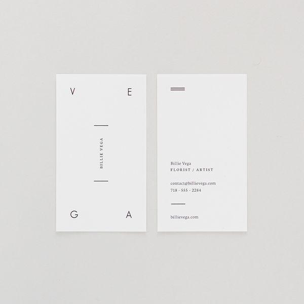 Billie Business Cards – Hands-On