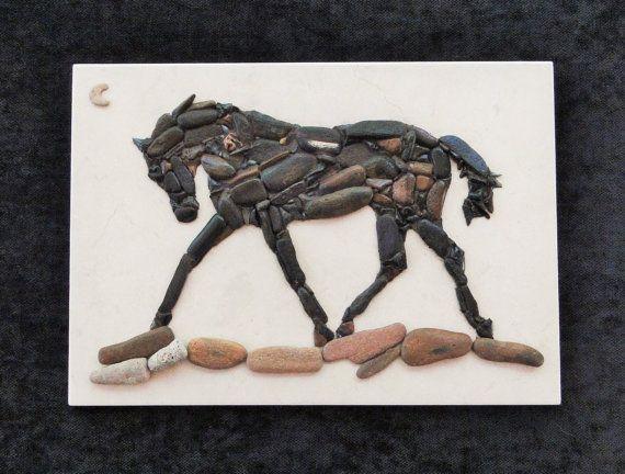 Items op Etsy die op Stoeien paard lijken