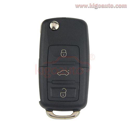 1JO 959 753 DJ Remote Key 3 button 315Mhz for VW Skoda Passat Golf Jetta 2001 1J0959753DJ