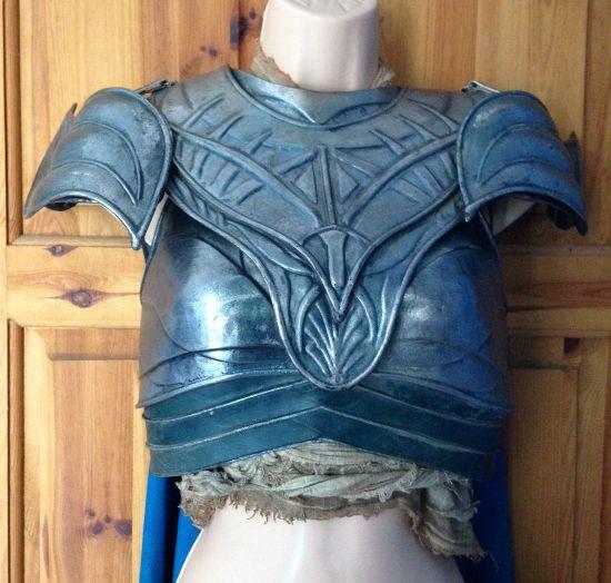 Dejah Thoris (Lynn Collins) Helium Costume | The Prop Tank
