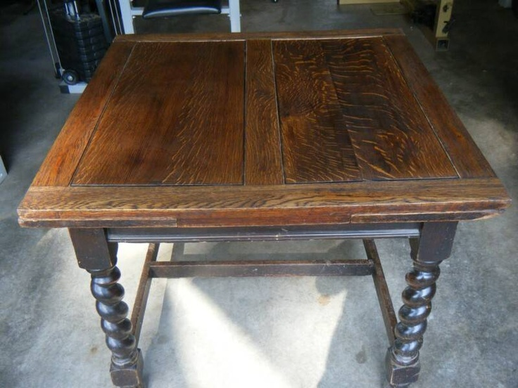 Dining Table  Antique Pub Table