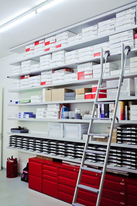 long term storage organize my office papers pinterest