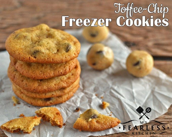 Freeze cookies recipes