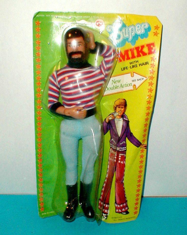 1970 S Quot Super Mike Quot Gm Toys Mod Era 12 Quot Posable Doll