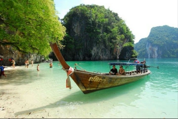Krabi island 4d3n Open 29 may - 1 june '15 6,8jt/orang Min. 6 person/trip Full packages,exclude airport tax and tips guide