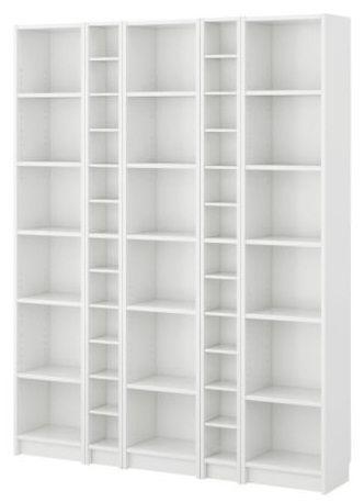 Ni vet Billy hyllan från Ikea. Jag tycker dom är så sjukt snygga! Älskar att man kan bygga dom i en massa olika kombinationer. Jag skulle aldrig klara av att inreda mitt hem utan minst en stor hylla…
