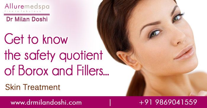 Allure medspa provides non surgical treatment such as Botox and derma fillers by cosmetic surgeon Dr Milan Doshi in Mumbai, India