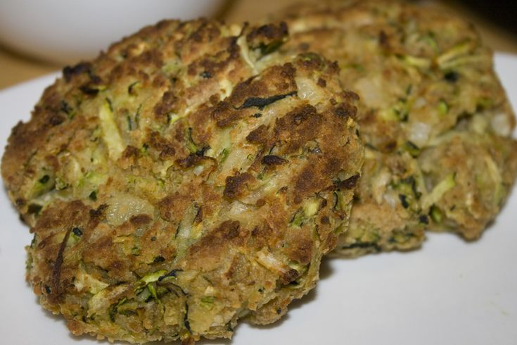 Zucchini Crab Cakes Without Crab