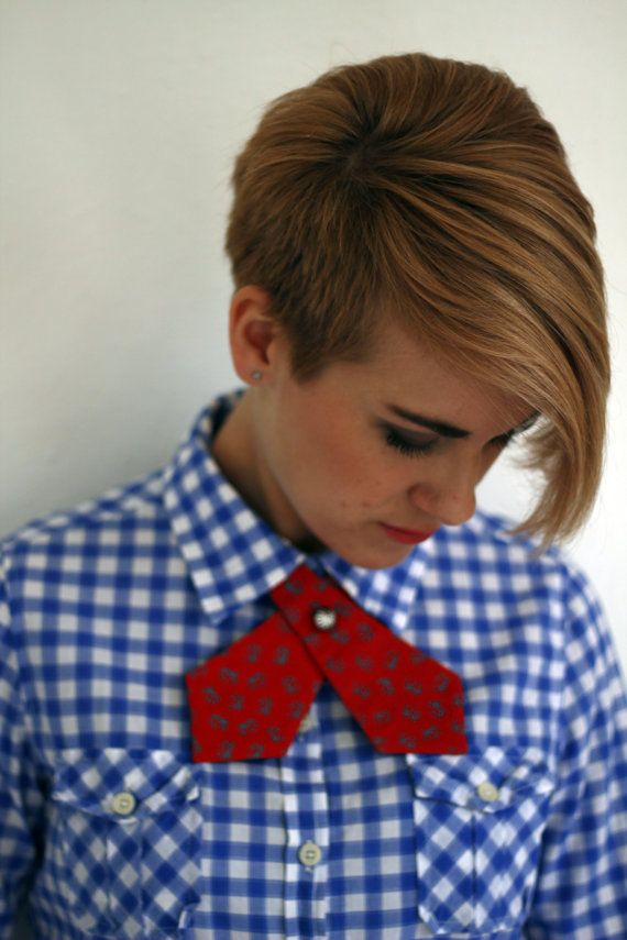 Check out this item in my Etsy shop https://www.etsy.com/listing/232146793/beautiful-cotton-woman-ladies-cross-tie