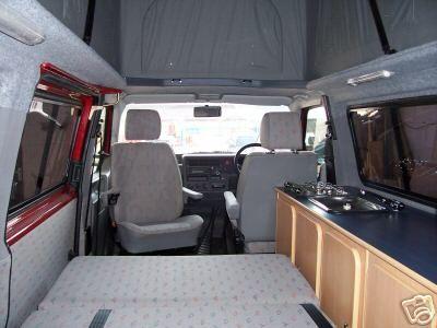 106 best images about camper van on pinterest expedition vehicle van accessories and 4x4 - Idee van eerlijke lay outs ...