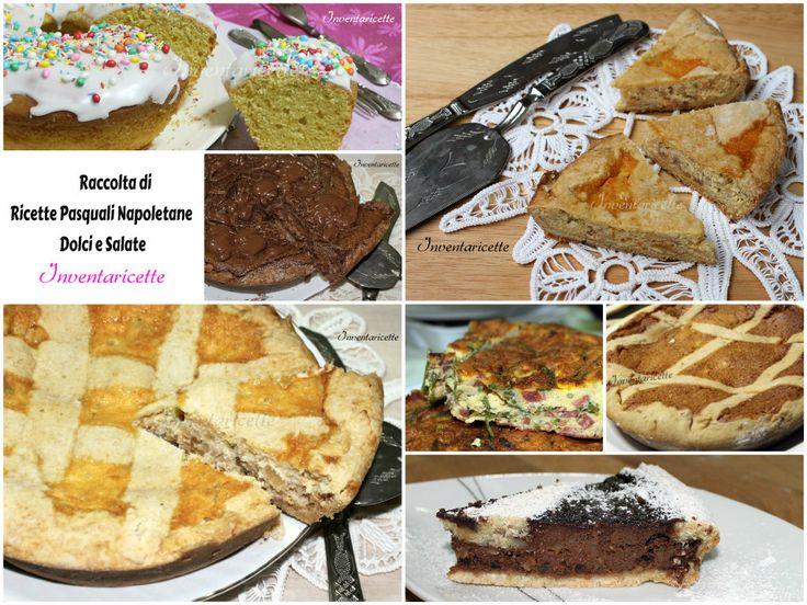 Raccolta di ricette #pasquali napoletane @guarnireipiatti