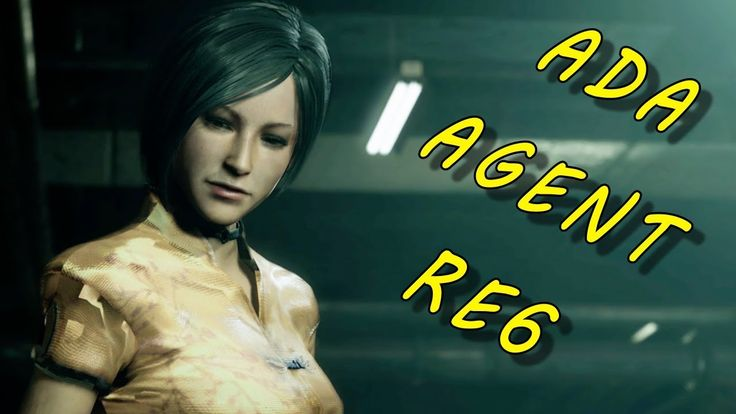 Resident Evil 2 Remake Ada Agent From Re6 Mod Resident Evil