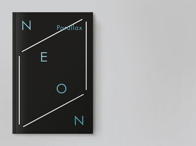 Fonds d'art contemporain de la Ville et du canton de Genève Neon Parallax 2012 (Notter + Vigne)